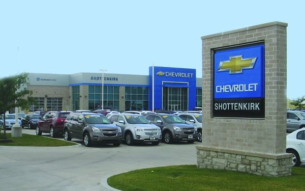 shottenkirk chevrolet auto repair waukee ia yelp. Cars Review. Best American Auto & Cars Review