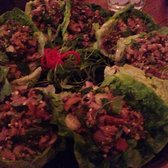 Larb ped. Deliciously spicy