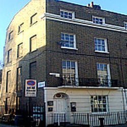 Camden Rooms, London