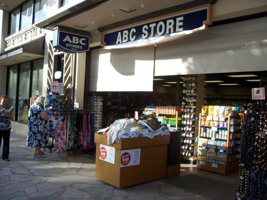 Abc Stores Convenience Stores Waikiki Honolulu Hi Reviews Photos Yelp