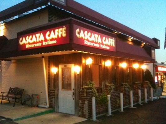 Cascata Caffe Ristorante Italiano Italian Yelp