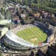 Brit Oval from above