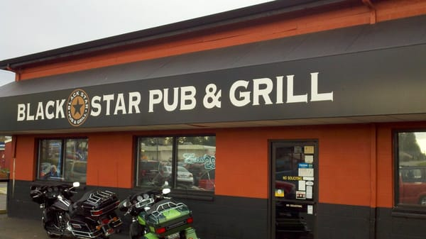 Black Star Pub Amp Grill Tacoma Wa Yelp