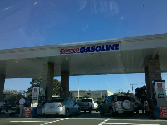 Open Gas Stations Near Me >> Costco Gas Station - South San Francisco, CA, United States | Yelp