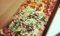 $7 for $14 deal at Green Zone Pizza