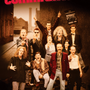 Open-air screening of 'The Commitments'