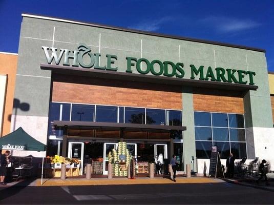 Whole Foods Market In Huntington Beach