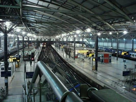 Leeds Train Station Travel Centre