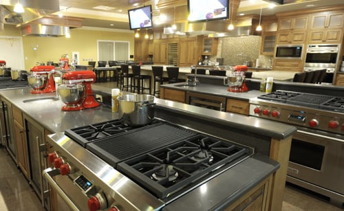 Culinary Arts Center Learning Kitchen