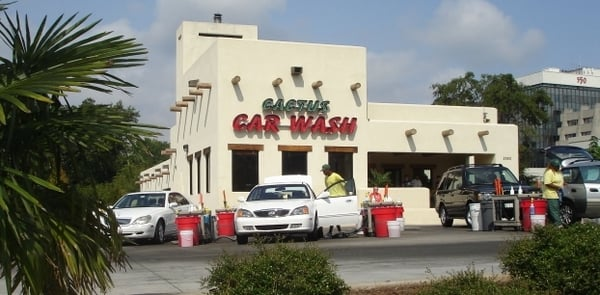 Car Wash Atlanta: Old Fourth Ward