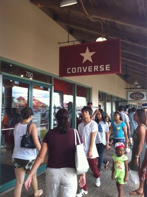 Converse Shoe Store In San Marcos