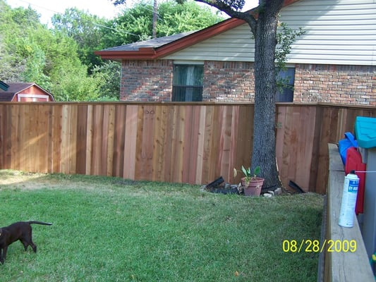 Tell Me More About Good Fences Making Good Neighbors