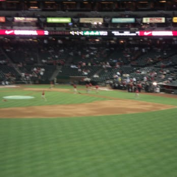 Chase Field From The All You Can Eat Seats