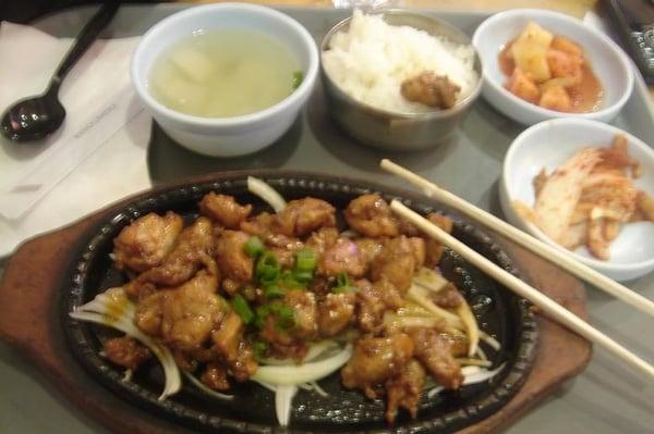 Korean Restaurant In Tustin Ca