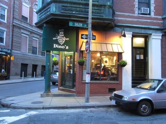 Steak Restaurants In Boston North End