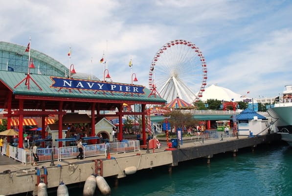Speed dating chicago navy pier