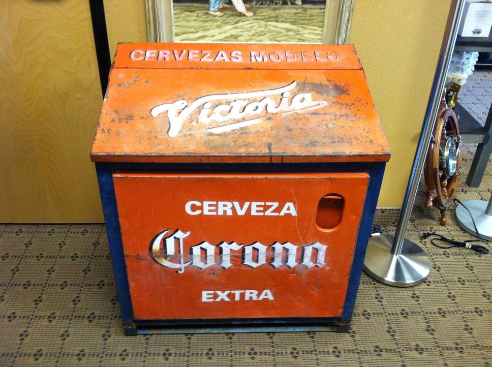 Vintage Corona Cooler Yelp