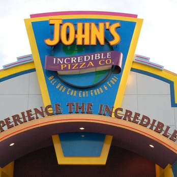 photo relating to John Incredible Pizza Printable Coupons referred to as Johns amazing pizza - Boundary bogs promotions
