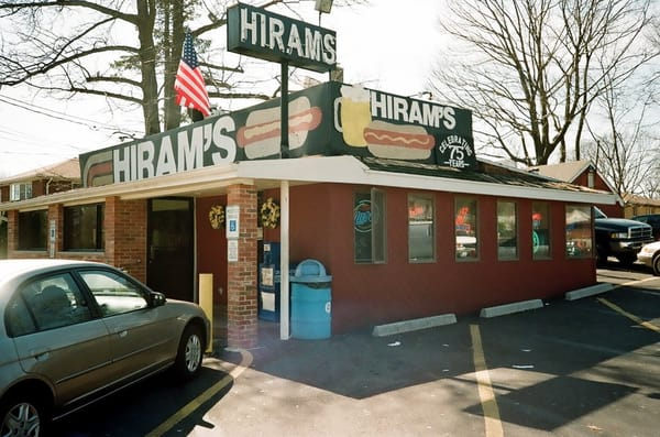 Hiram S Roadstand 72 Photos American Traditional