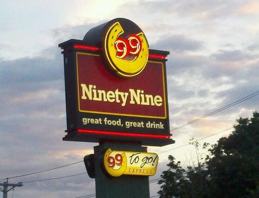 Ninety Nine Restaurant and Pub - American (Traditional ...