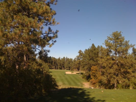 The Golf Club at Bear Dance, Larkspur, CO