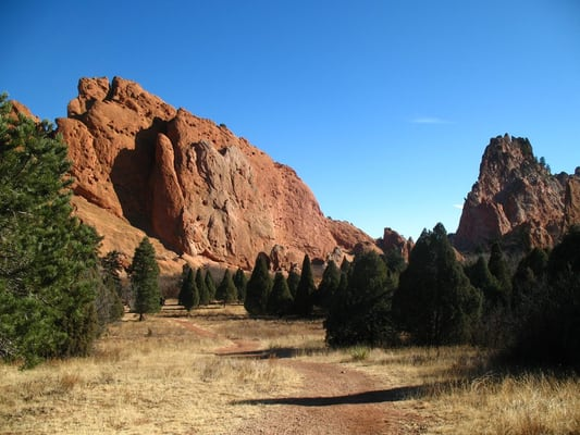 Garden of the Gods - Yelp Review of the Week