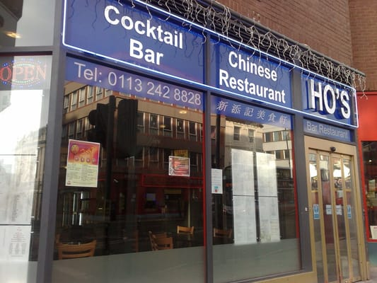 Ho S Restaurant Leeds
