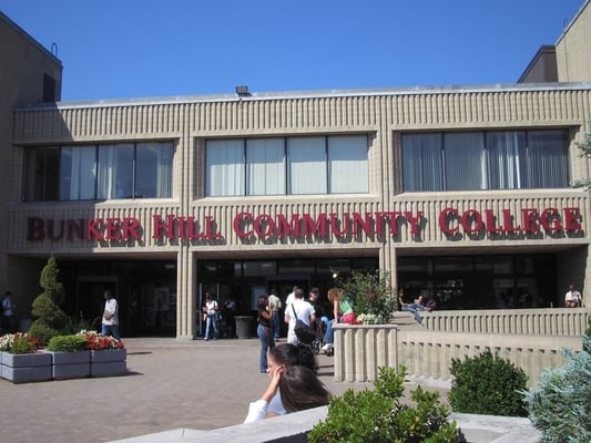 Bunker Hill Community College Ma 27