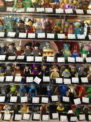 Bricks For Sale >> Bricks & Minifigs - Toy Stores - Canby, OR - Yelp