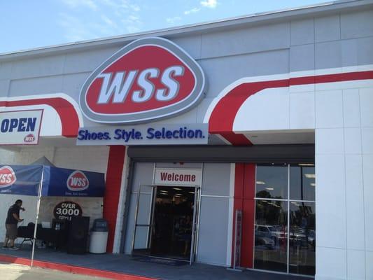 Wss Shoe Store Bakersfield Ca