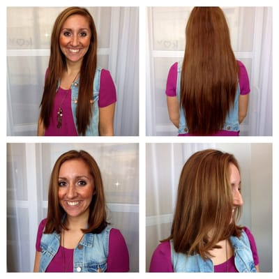 locks of love free haircut salons before and after cut 11 quot for locks of yelp 2731 | l
