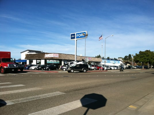Automotive Shops Near Me >> Mullahey Ford Inc - Car Dealers - Arroyo Grande, CA ...