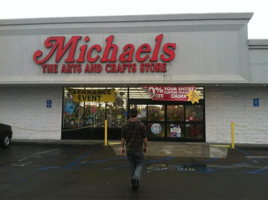 Michaels Craft Store In San Diego Ca