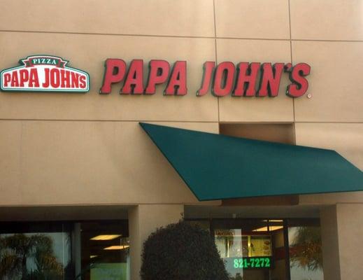 Papa John's Pizza - Pizza - Cypress, CA - Reviews - Photos ...