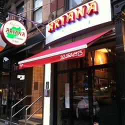 Ariana Restaurant Usa Reviews