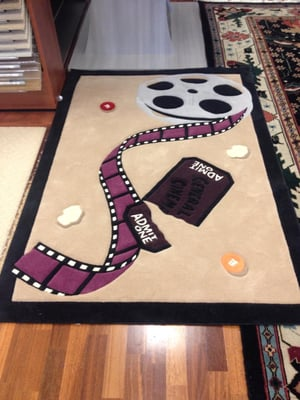 Custom Movie Theatre Rugs Made In House Yelp