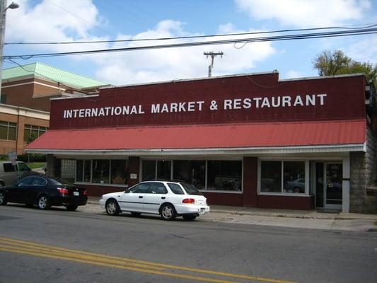 Nashville Restaurants Near Belmont