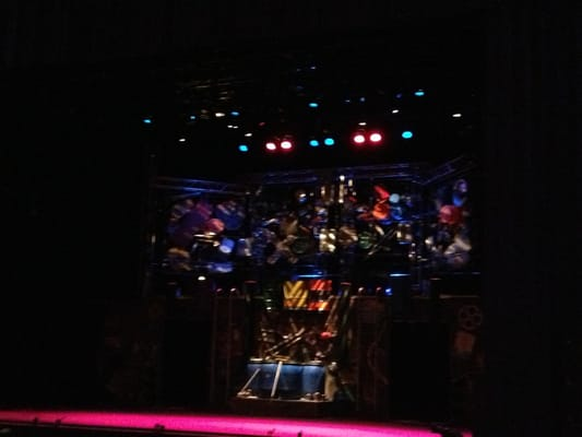 Stomp at Temple Buell Theatre