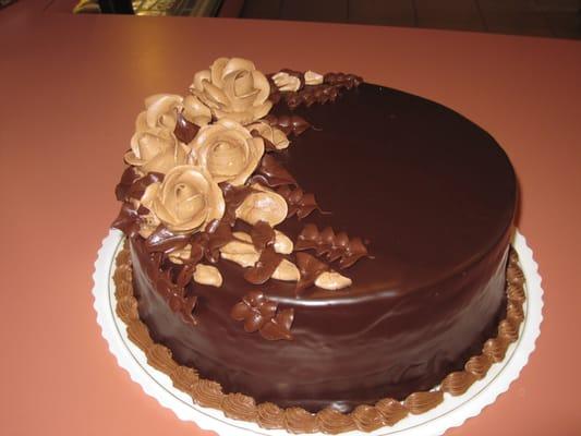 German Chocolate Torte Yelp