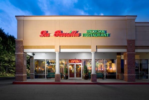 La Parrilla Mexican Restaurant O