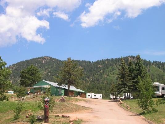 Green mountain camp