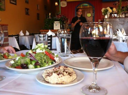 Gorgeous George's Mediterranean Kitchen