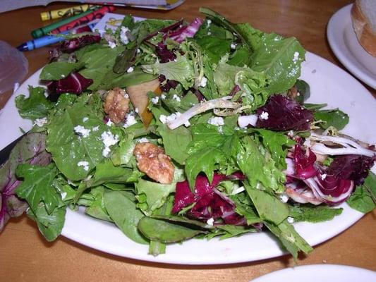 Field Greens Salad California Pizza Kitchen