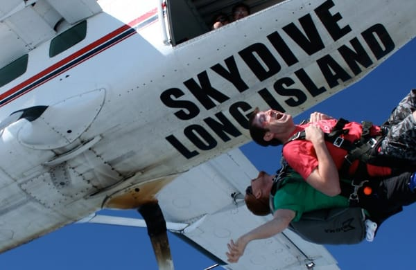 Long Island Skydiving Review