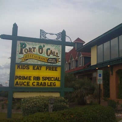 Kill Devil Hills Nc >> Port O' Call Restaurant & Gaslight Saloon - Bars - Kill Devil Hills, NC - Reviews - Photos - Yelp