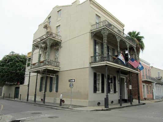 Lafitte Hotel New Orleans