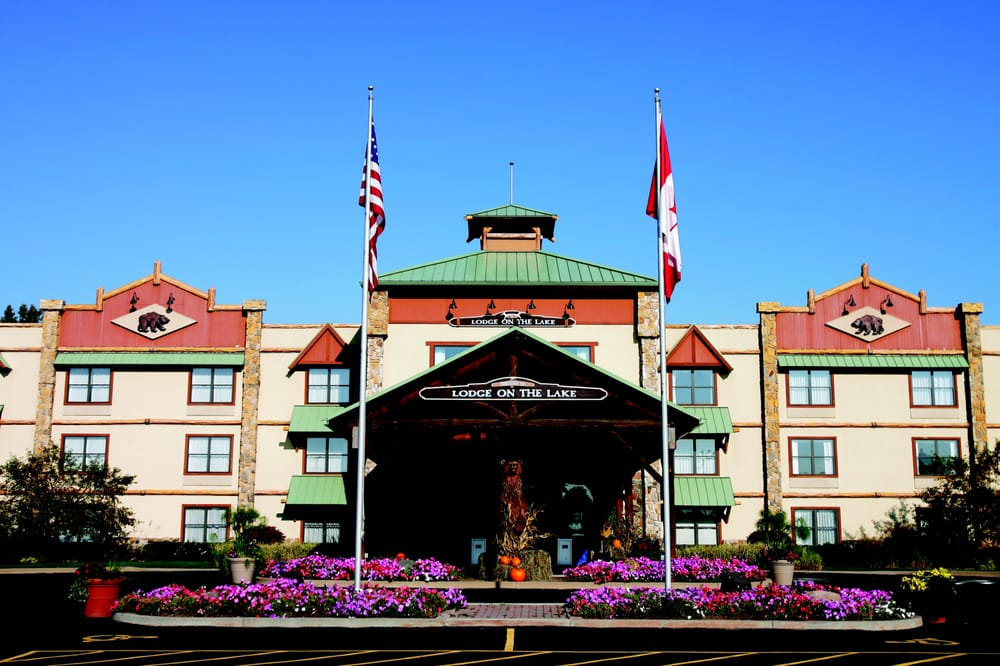 Darien Lake Resort Hotel