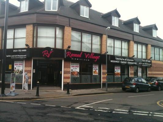Restaurants In Ladypool Road