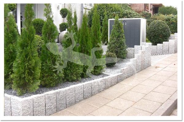 beton u steine preis rotbraune u steine aus beton m mbris. Black Bedroom Furniture Sets. Home Design Ideas
