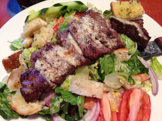 New York Steak Salad